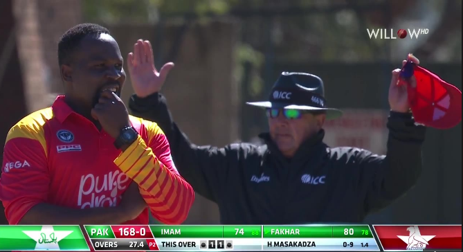 Pakistan v Zimbabwe 5th ODI highlights-Pakistan tour of Zimbabwe 2018-Full and Extended Highlights
