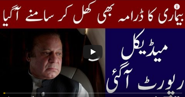 Nawaz Sharif's Medical Tests Comes normal | Geo News TV