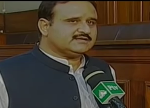 Newly CM of Punjab Usman Buzdar speech in Punjab Assembly-Punjab Government-PTI Punjab-General Election 2018-election Pakistan.