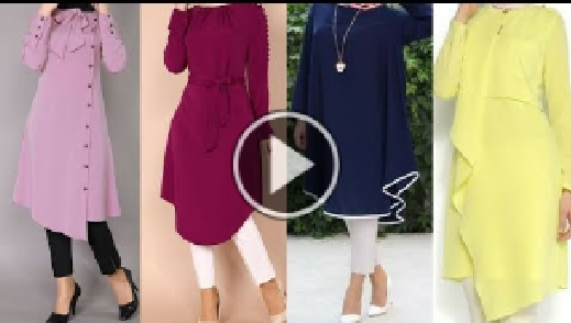 beautiful simple & stylish casual wear dresses/kurti for girls 2018 new arrival link in description-dress design 2018-new dress 2018 for girl.
