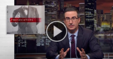 Last Week Tonight with John Oliver Puts Prosecutors in the Spotlight-John Oliver last week tonight-Geo News TV-John Oliver on HBO .