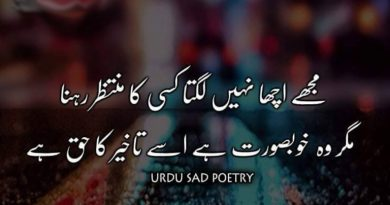 best urdu poetry images