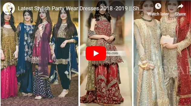 Ladies Dresses 2019