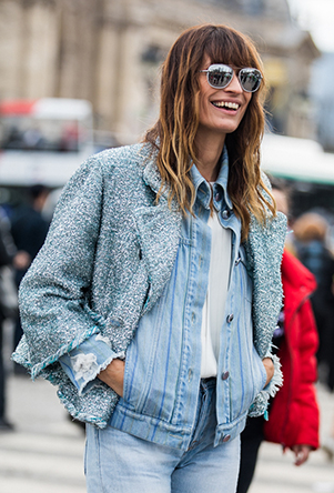 The Best Street Style Looks From Paris Fashion Week 2018-winter street style 2018