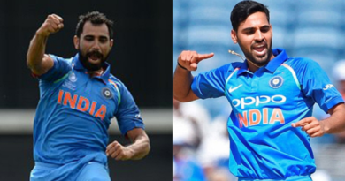 India Vs New Zealand 3rd ODI 2019 Highlights | Fall Of Wickets