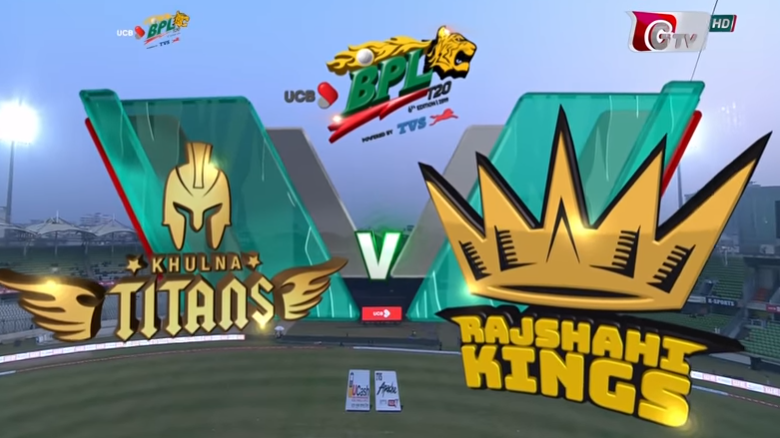 Khulna Titans vs Rajshahi Kings Highlights || 8th Match || Edition 6 || BPL 2019
