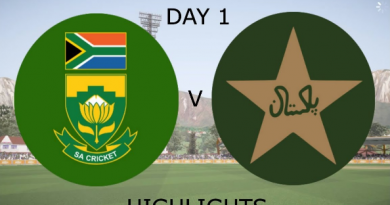 Pakistan Vs South Africa 2nd Test 2019 Day 1 Full Highlights | PAK VS RSA 2019
