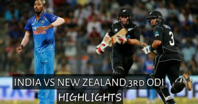 India vs New Zealand 3rd ODI 2019 Highlights | Ind vs NZ 2019