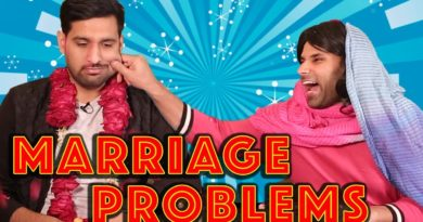 Marriage Problems | Nasreen | Ft. ZaidAli | Ducky Bhai | Rahim Pardesi