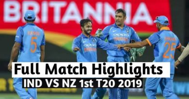 India Vs New Zealand 1st T20 Highlights 2019-sky cricket highlights-Geo Tv Live Streaming- Live Cricket Streaming -INDvsNZ-NZVsIND-T20I