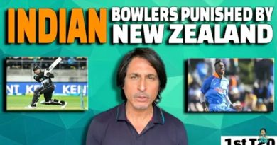 Indian Bowlers Punished by NewZealand | 1st T20 | By Ramiz Raja -Geo Tv Live Streaming- Live Cricket Streaming-Ramiz Speak