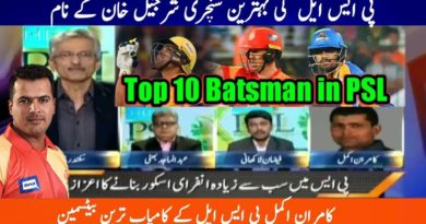 PSL 2019 Top 10 Highest Score Batsman In PSL History Geo Cricket