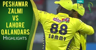 PSL 4: Peshawar Zalmi vs Lahore Qalanders Full Highlights - 17 February 2019 – Live Cricket Streaming-PSL 2019-PSL 19