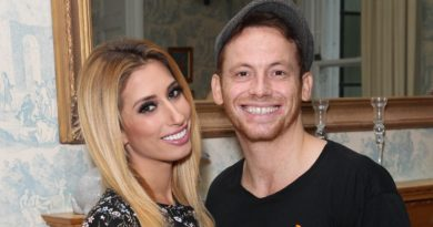 Stacey Solomon and Joe Swash overwhelmed to announce pregnancy news