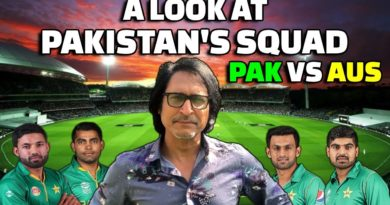 A Look At Pakistan's Squad | Pak Vs Aus ODI Series | AUS vs PAK ODI