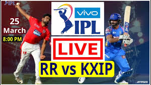 Live Rajasthan Vs Punjab T20 | Live Scores and Match Discussion | IPL19