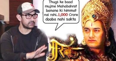 Aamir Khan Gets EMOTIONAL & Upset talking About Cancelling MAHABHARA after THUGS Failure
