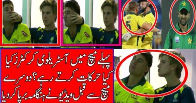 Before 2nd ODI Marcus Stoinis and Adam Zampa Unbelievable video goes viral Pak vs Aus 1st ODI
