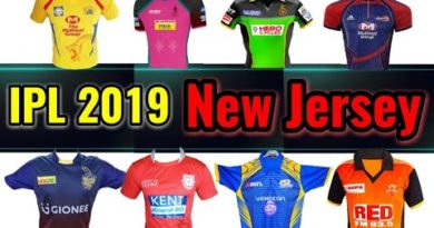 IPL 2019 All Teams New Jersey IPL 2019 4 Teams changed Jersey