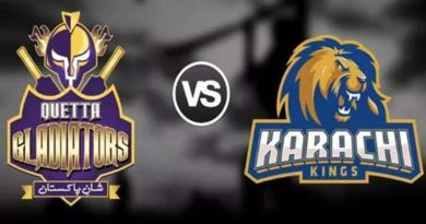 Match 28 .karachi kings vs Quetta Gladiators Full highlights. PSL 2019