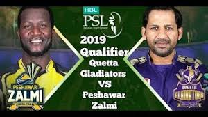 PSL 2019 Full Highlights - Qualifier - Quetta Gladiators vs Peshawar Zalmi