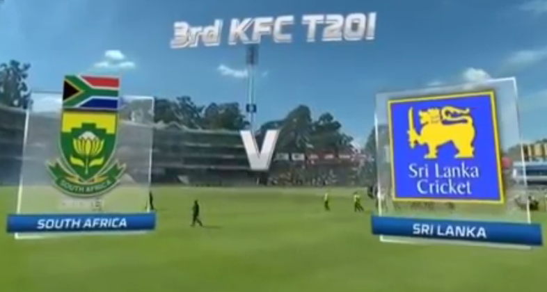 Sri Lanka vs South Africa | 3rd T20 | Highlights | SL vs SA T20 Cricket