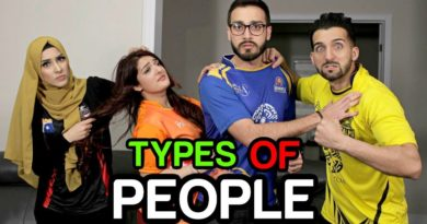 Types Of People Before And During PSL
