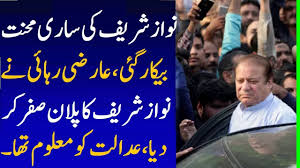 Why Nawaz Sharif Released From Jail - Nawaz Sharif Bail Approved