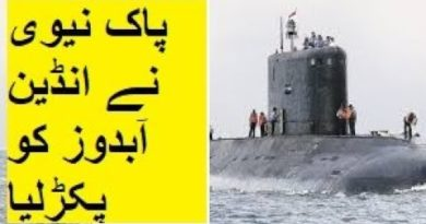 Inside Story of How Pakistan Destroyed Indian Submarine Operation?