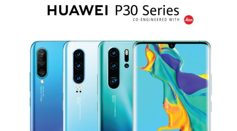 Huawei P30 Series Breaks All Pre-order Records in Pakistan