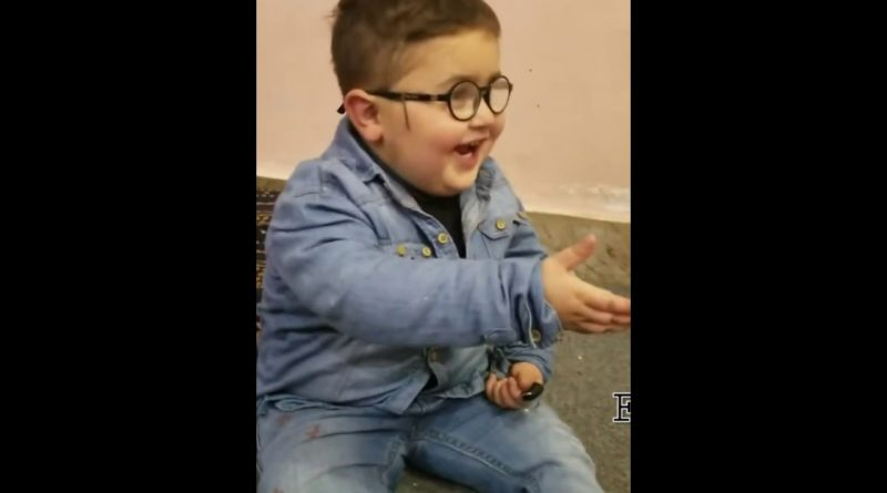 Cute Ahmad shah lovely New Video❤10-baby Funny Video
