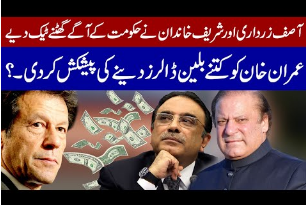 Asif Ali Zardari & Nawaz Sharif Looking For Another NRO | Asif Ali Zardari & Nawaz Sharif In Trouble