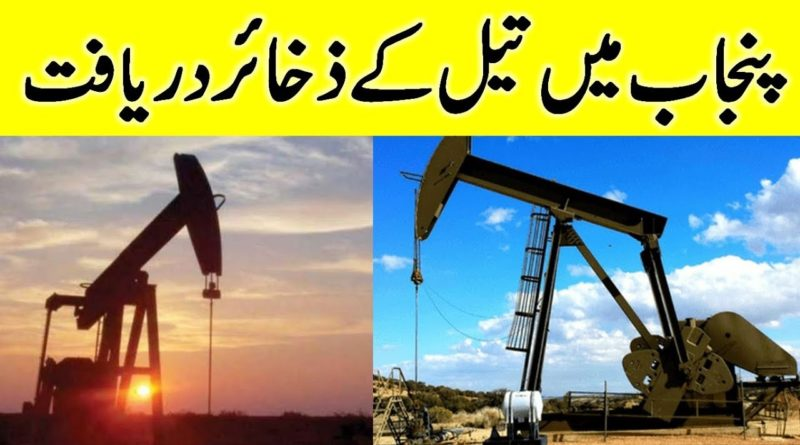 Mari Petroleum announces New oil discovery in Punjab-Geo Urdu News