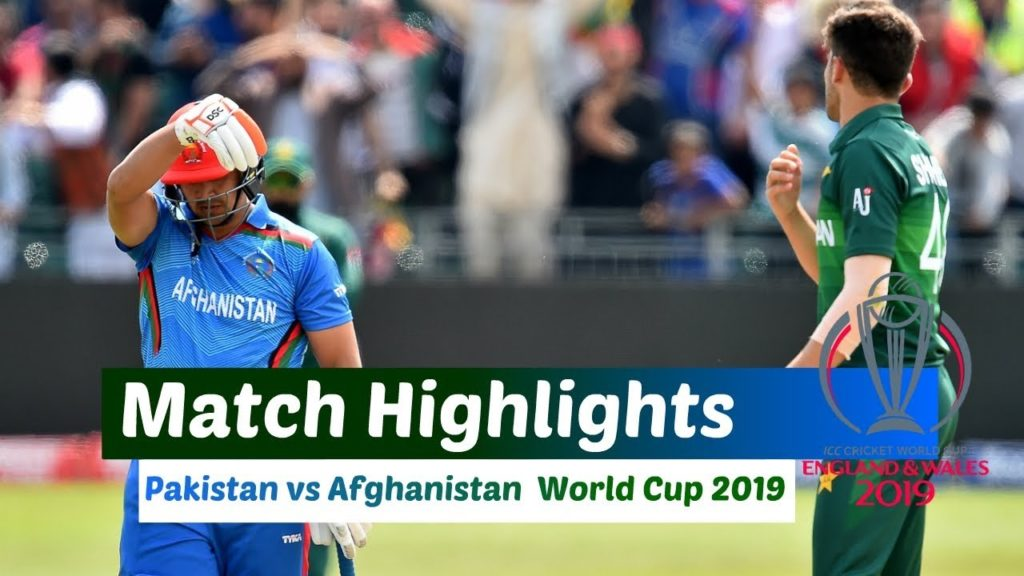 Pakistan vs Afghanistan Warmup Match Full Highlights World Cup 2019