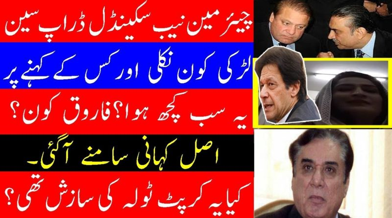 Chairman NAB Video & Audio TRUTH | Justice Javed Iqbal In Headlines | PM Imran ,Nawaz & Zardari