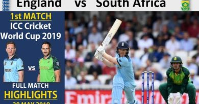 England vs South Africa ICC Cricket World Cup 2019 Full Highlights,Ben Stokes,