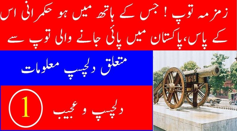 Amazing Facts of Zamzama | Geo Urdu News-Detail Video