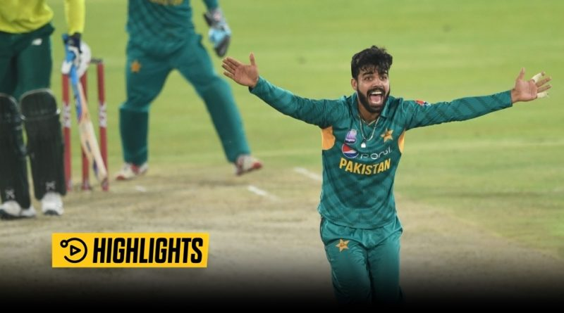 Pakistan vs South Africa Match Highlights Cricket World Cup 2019
