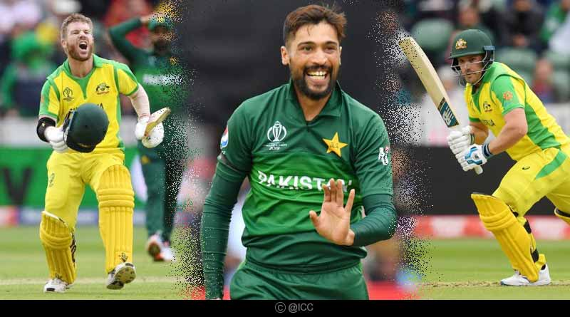 Pakistan vs Australia 2019 Match Highlights - ICC World Cup 2019