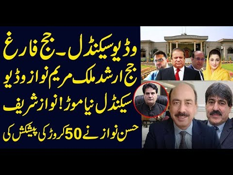 judge Arshad Malik video Scandal Unfold By Sabir Shakir
