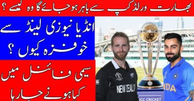 1st Semi Final World Cup 2019| IND VS NZ | Weakness of Virat Kohli vs Strength of Kame Williamson