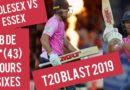 AB DE VILLERS STARS AS MIDDLESEX SECURE WIN IN BLAST OPENER