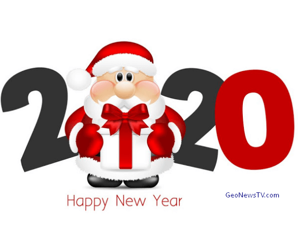 HAPPY NEW YEAR 2020 WALLPAPER FREE FOR WHATSAPP