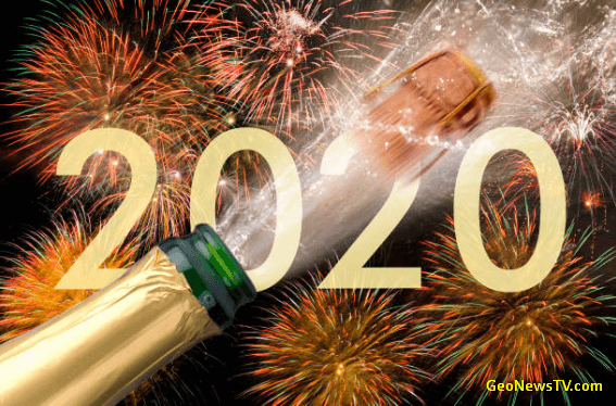 Happy New Year 2020 Wallpaper Photo for Lover Free Download