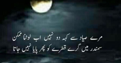 full sad poetry- sad shayari in urdu- sad poetry-amazing poetry