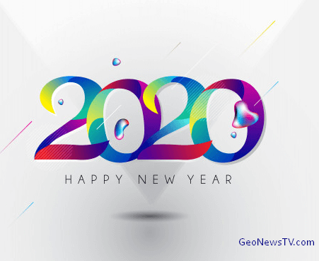 Happy New Year 2020 Wallpaper Photo HD Download & Share