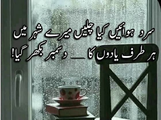 DECEMBER POETRY IN URDU IMAGES PHOTO PICTURES FREE DOWNLOAD FOR FACEBOOK & WHATSAPP