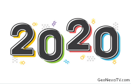 HAPPY NEW YEAR 2020 WALLPAPER FOR FACEBOOK & WHATSAPP