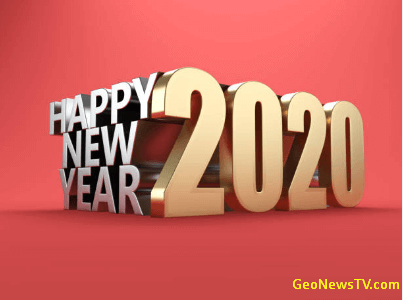 HAPPY NEW YEAR 2020 WALLPAPER FREE DOWNLOAD