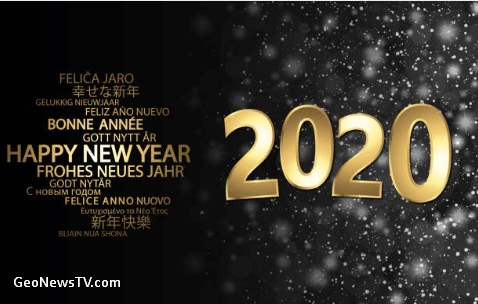 HAPPY NEW YEAR 2020 WALLPAPER PICTURES IMAGES HD